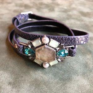 Chloe + Isabel Wrap Bracelet